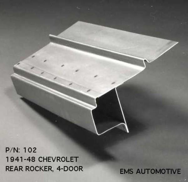Chevy Rockerpanel X
