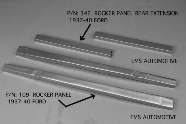ROCKER PANEL EXTENSION