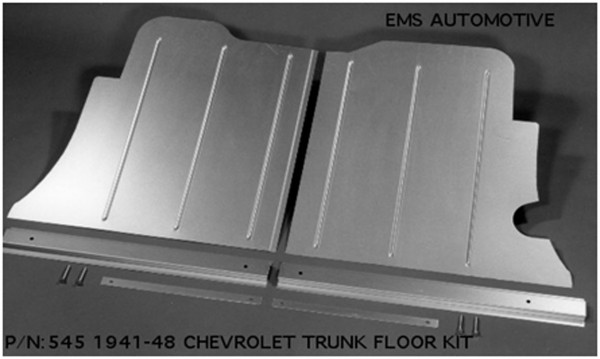 TRUNK FLOOR KIT