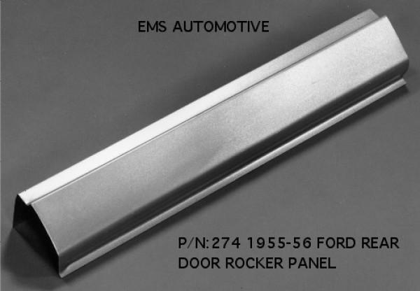 Rear Rocker Panel