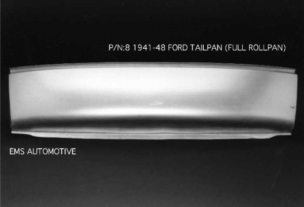 EMS TAILPAN  (FULL ROLLPAN)