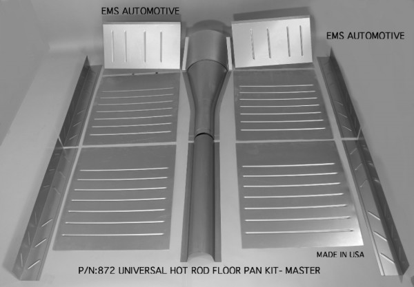 master floor pan kit